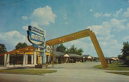 Dearborn Motel - Inkster, Michigan