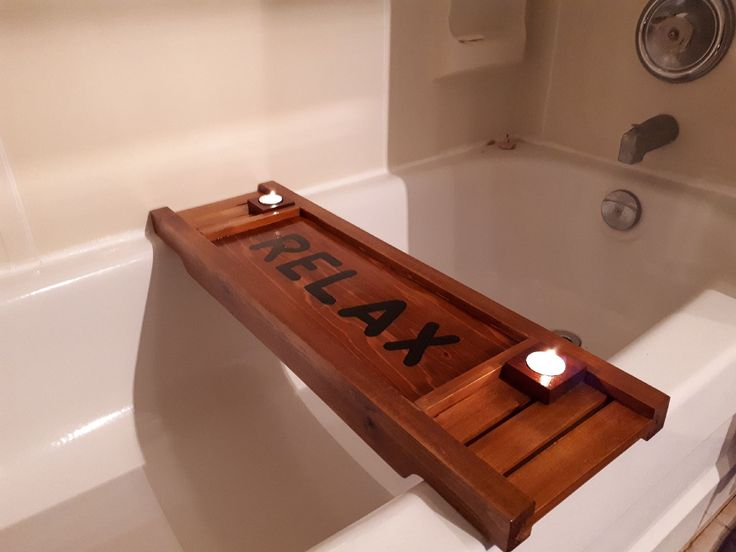 Bathtub tray 2018