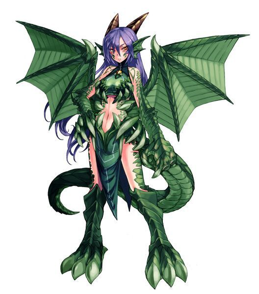 Green Dragon Orcid