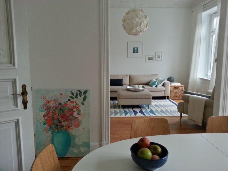 50 best Holzböden,Steinetc images on Pinterest Home ideas - wohnzimmer petrol grau