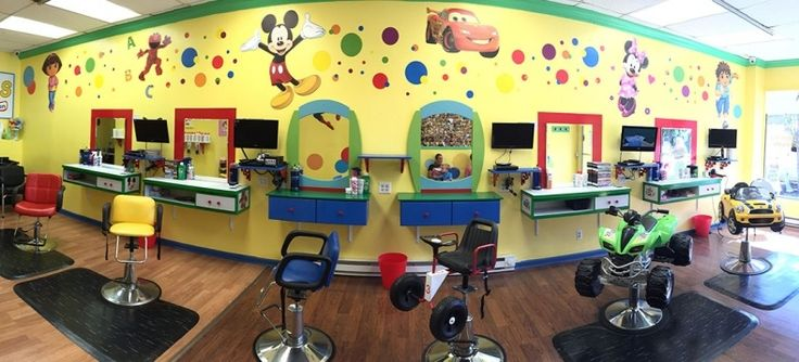 Toddler Haircut Places