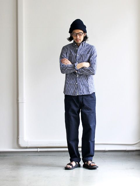 maillot マイヨ toppo chino pants トッポチノパンツ MAP-027 トラウザー