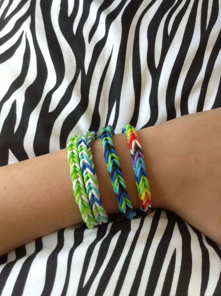 17 Best Images About Rainbow Loom Tutorials On Pinterest