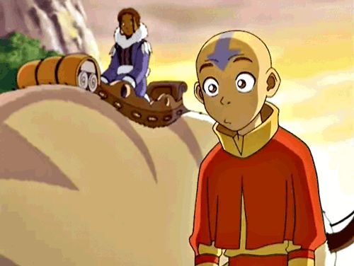 funny gifs - avatar-the-last-airbender Photo