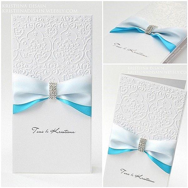 Pulmakutsed Luxury - pulmakutsed * wedding invitations * свадебные приглашения