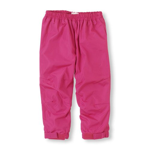 The perfect pants to play the day away outside no matter how wet it gets!
