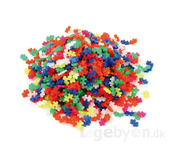 Plus Plus MINI - Pose med 1200 stk i Neon farver. Plus Plus® er et fantastisk kreativt legetøj, hvor alle kan deltage og lave spændende og sjove figurer. Målene på én Plus Plus MINI brik er 4 x 20 x 12 mm. #PlusPlus er dansk legetøjsdesign og appelerer lige så meget til piger som til drenge. Find flere varianter på Legebyen.dk