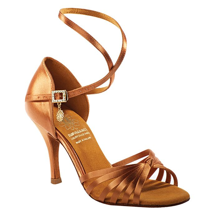 Supadance Latin Dance Shoes 1166 | Dancesport Fashion @ DanceShopper.com