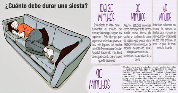 Dormir Siesta Puede Aumentar el Aprendizaje, la Memoria, la Conciencia y Más - Sendero Saludable