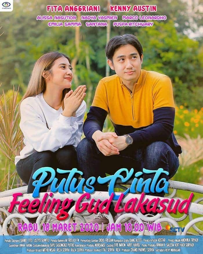 Putus Cinta Feeling Gud Lakasud Ftv Sctv Update 2020 Ost Pemain Perasaan Lagu Marah