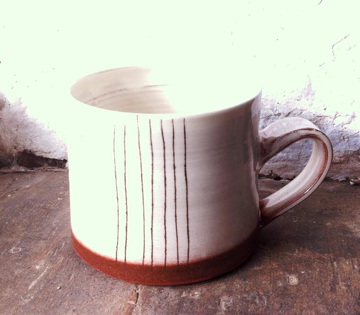 Retro mug www.suzanne-king.co.uk