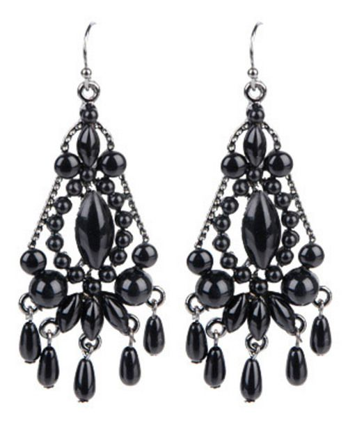 21 best chandelier earrings images on pinterest chandelier forever 21 beaded chandelier earring large msg 119353741886 mozeypictures Choice Image