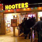Hooters Menu Onion Rings, Quesadillas, Lots-a-tots, Chicken Strips, Buffalo Shrimp, Fried Pickles, Cheese Sticks, Buffalo Platter, Flappertizer...The Strip  Hooters Casino Hotel 115 East Tropicana Ave  Las Vegas, NV 89109