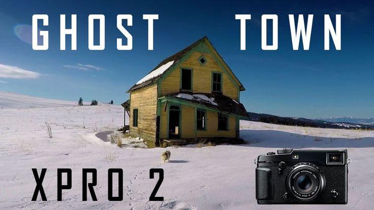 Exploring a Ghost Town with the Fujifilm X-Pro2 https://www.camerasdirect.com.au/fujifilm-x-pro2-mirrorless-digital-camera