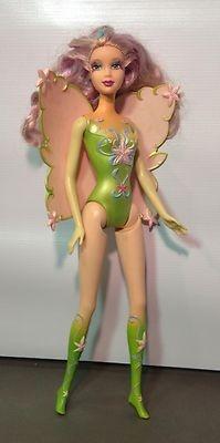 2005 Mattel Barbie Doll Fairytopia Fairy Butterfly