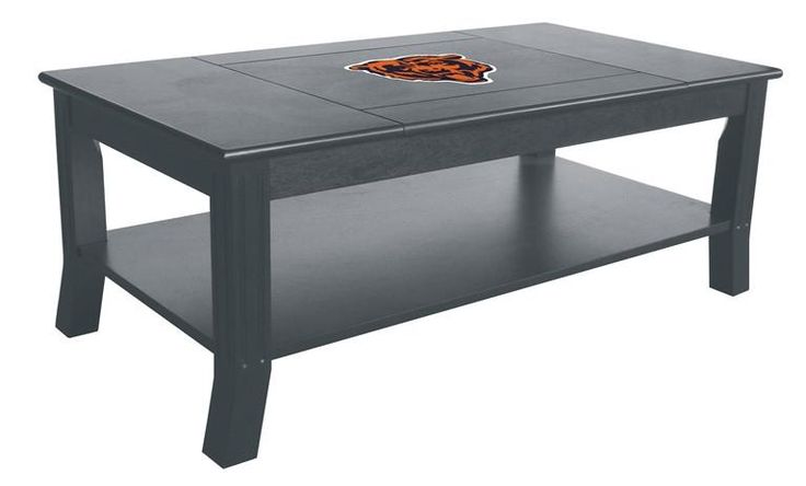 Chicago Bears Game Time Coffee Table