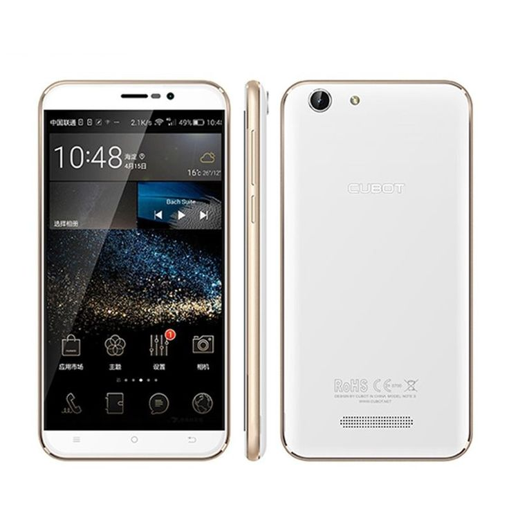 Cubot origine Note S 4150 mAh batterie téléphone portable 5.5 polegada