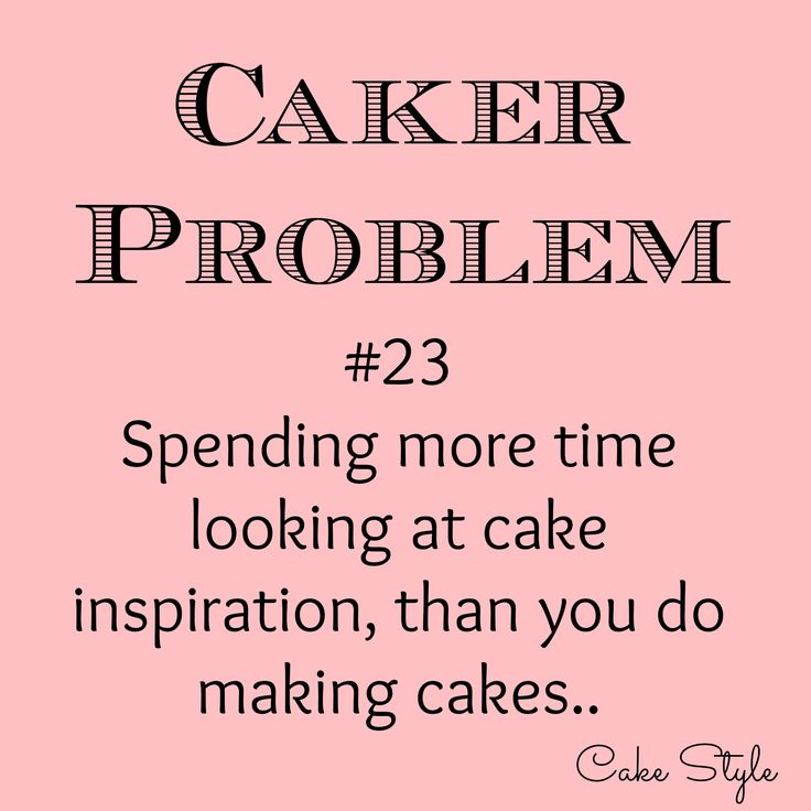 Oh Pinterest, I spend too much time looking at your pretty pins. ‪#‎cakerproblems‬ www.youtube.com/cakerstyletv