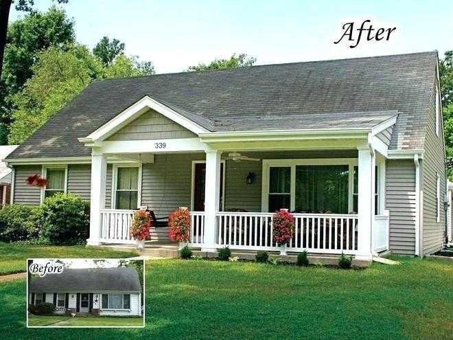 Small Front Porch Ideas Home Exterior Makeover House Front Porch Front Porch Design