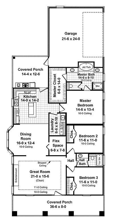 17 best ideas about craftsman floor plans on pinterest for Usda house plans