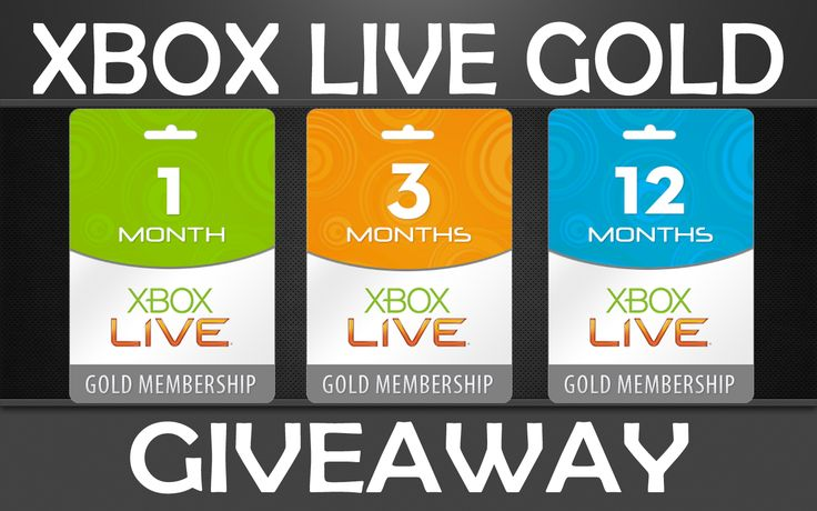 xbox 360 account giveaway 2019