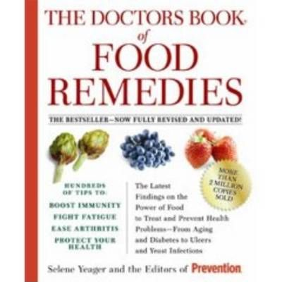 Offers findings on the power of food to treat and prevent health problems - from aging and diabetes to ulcers and yeast infections. This book covers 60 different ailments and 97 different healing foods, and offers 100 nutrient-rich recipes.