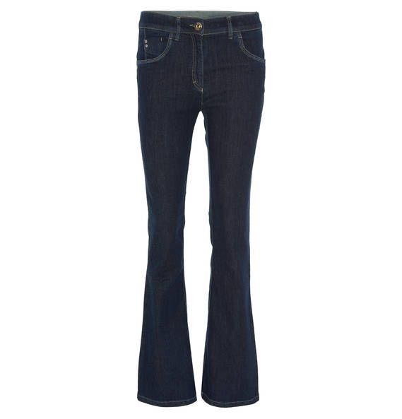 Aufgepasst: ZERRES Damen Jeans im 5-Pocket-Format und ausgestelltem Schnitt. #Schlaghosentrend <3