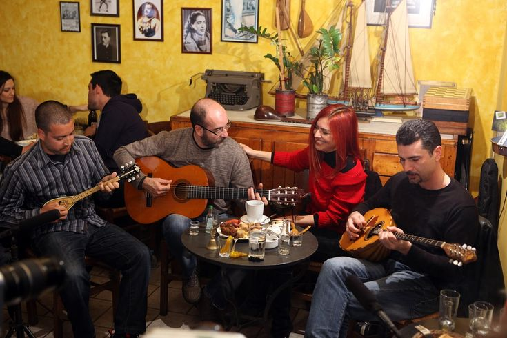 UNESCO Names Greece's Rebetiko Song Heritage of Humanity