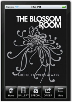 The Blossom Room. Florists Auckland
