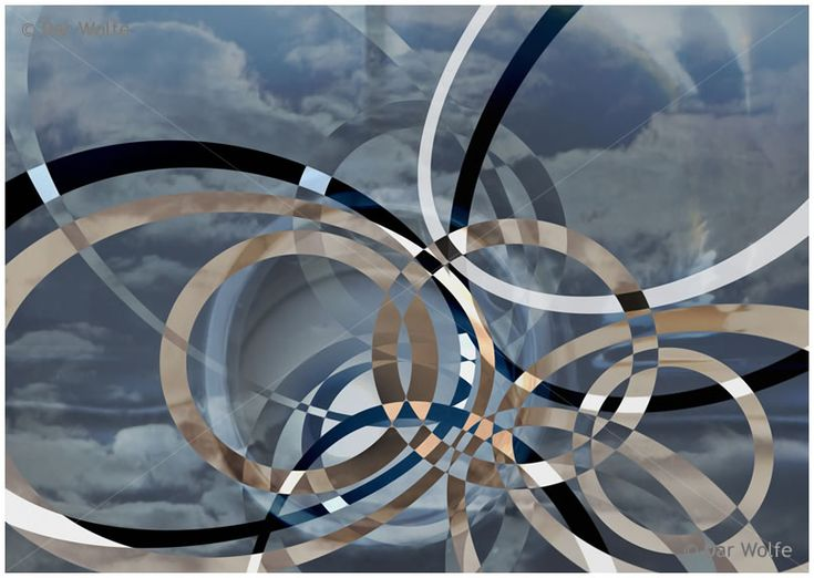 ArtAperture.net - Dar Wolfe - Strictly and Relaxed - Holistic - A modern art holistic approach to symbolic interactionism