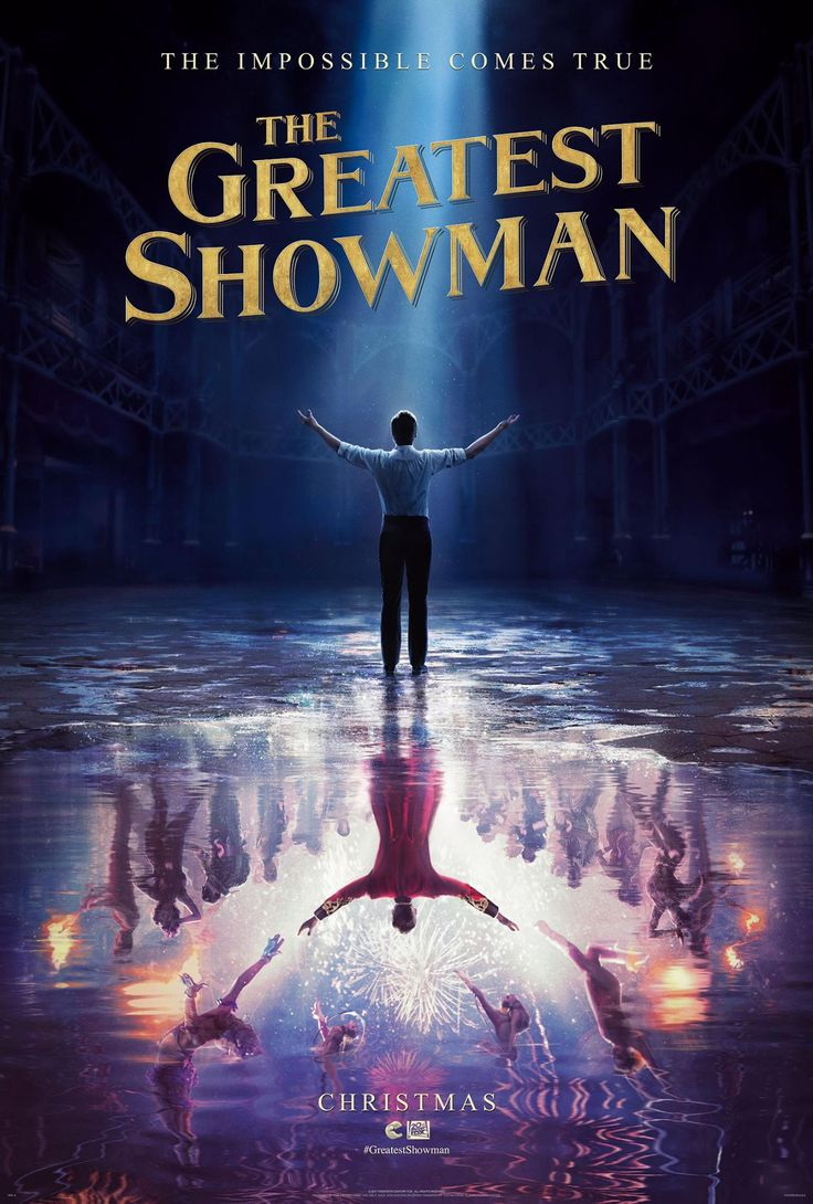 THE GREATEST SHOWMAN starring Hugh Jackman | In theaters December 25, 2017