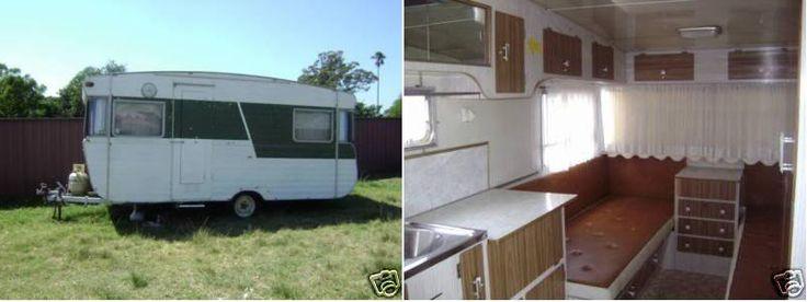 Viscount caravans - Sydney, NSW | Classic Caravans