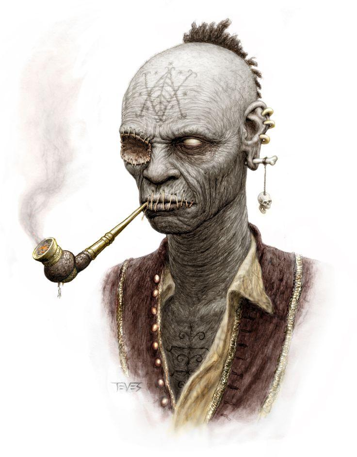 voodoo pirate