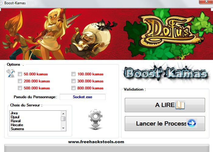 Dofus Cheats Hack Unlimited Free Kamas & Ogrine Generator ... Download Now Dofus Hack Kamas Tool program, you will soon be able to get