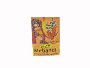 Hesh Mehandi Powder 100G by Hesh. $4.99. Product of India. 100% Henna powder. all natural. 100 grams pack. ideal for hair or palms  feet. PRODUCT INFORMATION Hesh Mehandi Powder is natures answer to hair colouring and conditioning worries. Mehandi, being a natural colouring agent, helps beautify the hair within few applications. The product is also a natural coolant and thereby may help to relieve headache when applied on the scalp as a paste. It has been used fo...