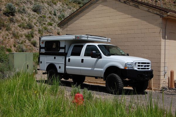 Ford Dealership Phoenix >> A very nice built FWC on Ford super duty. - Expedition ...
