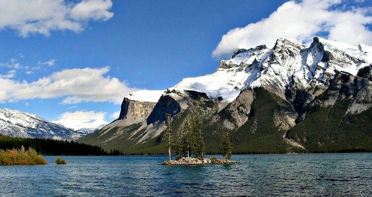 Lake Minnewanka, Banff-Canadá