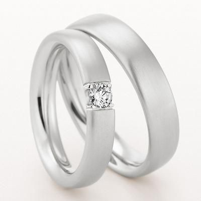 Wedding Bands by Christian Bauer from http://www.davidfairclough.com/