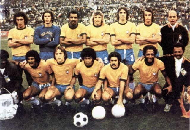 Brasil na Copa do Mundo 1974