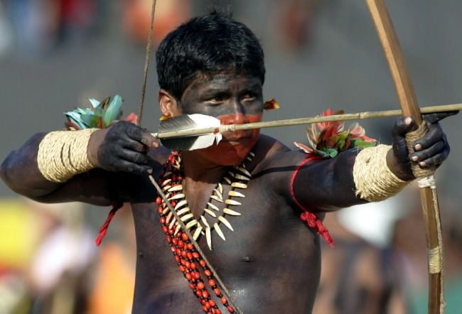 Brazil Looks to Its Indigenous Tribes for New Olympic Archers - Olga Khazan - The Atlantic