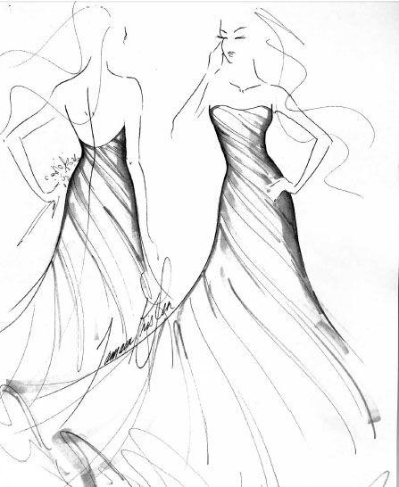 Marisa Wedding Gown - Style #815