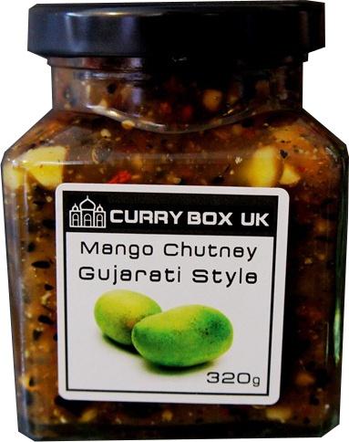... made Mango Chutney Gujarati Style | Mango Chutney Gujarati Style