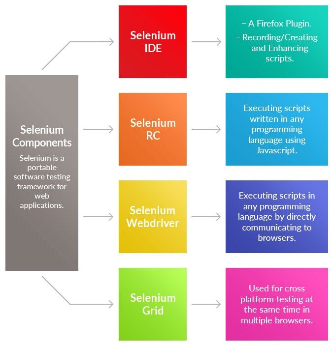 Learn more about #Selenium Test Life Cycle in our #Blog: http://www.tatvasoft.com/blog/automating-functional-testing-using-selenium/