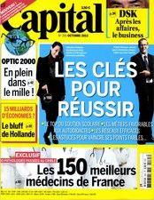 Capital, Le magazine leader de la presse économique Vous comprendrez davantage tous les enjeux économiques et vous aurez toujours les bonnes infos au bon moment pour prendre les bonnes décisions.