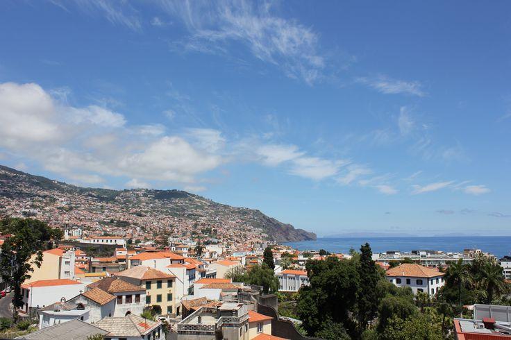 Cidade do Funchal - Ilha da Madeira