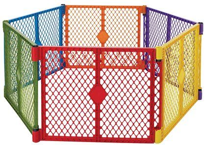 North States Industries : Super Yard Play Gate