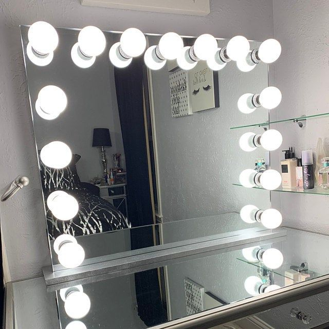 Xxl 36x30 Frameless Vanity Mirror Dimmable With Images