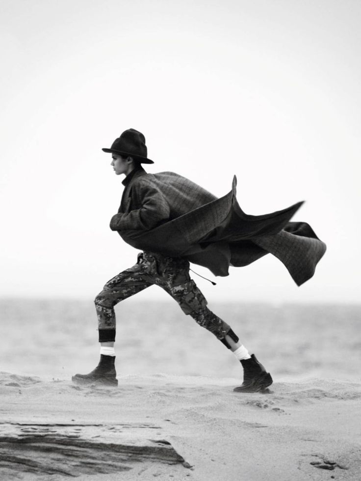Sara Sampaio by David Sims for Vogue Paris October 2016