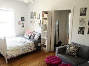 5 smart studio apartment layouts that work wonders for one room living - Studio Design Ideas