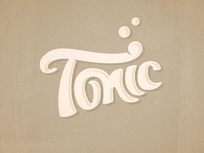 logo design | tonic